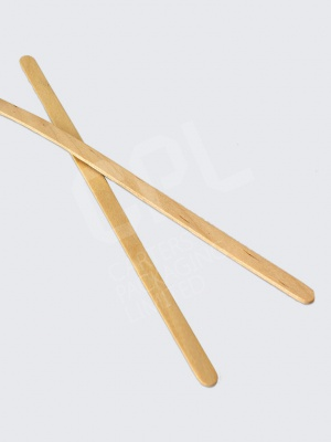 Wooden Stirrers 5.5""