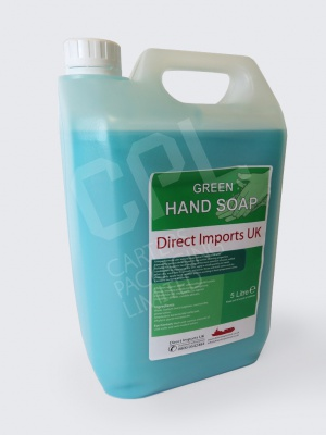 Green Hand Soap