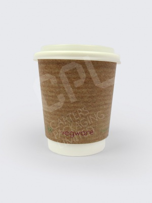 Strong DW Vegware Coffee Cup