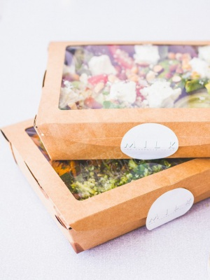 Vegware Salad - Cold Food Boxes