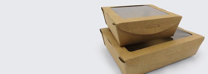Extensive Range of Food Packaging