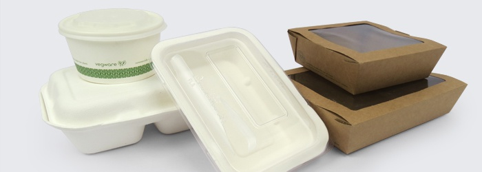 Eco Fast Food Containers