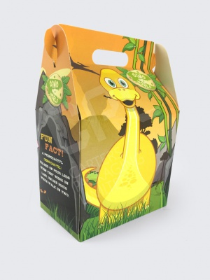 Dinosaur World Box