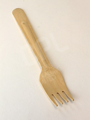 Economical Wooden Fork