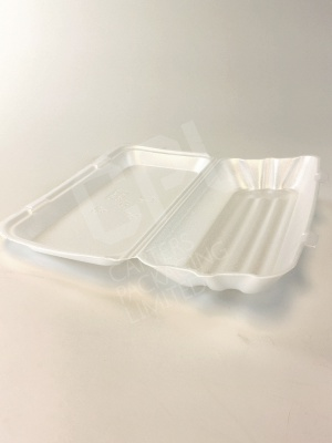 XL - Disposable Takeaway Fast Food Box