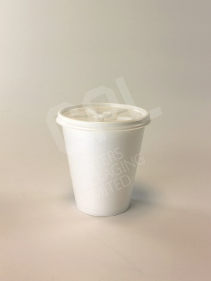 8oz Polystyrene Takeaway Drink Cups