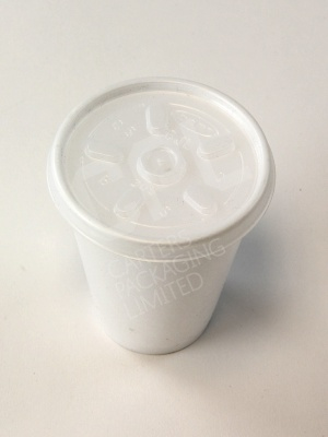 7oz Foam Cup with 6JL Ventilation Lid