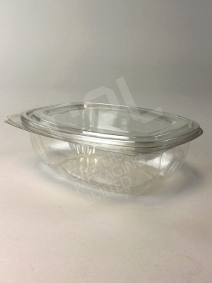 1000ml Bio Salad Container