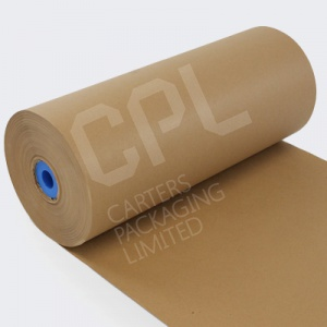 Imitation Kraft Paper Rolls - Economical Wrapping Paper