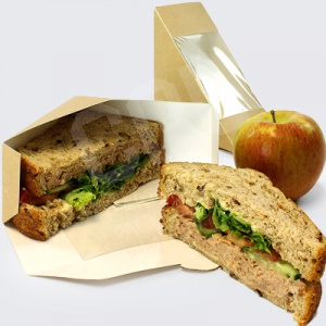 Sandwich Wedges | Boxes | Sandwich Packaging