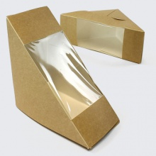 Kraft Sandwich Wedges (Same Day) Sandwich Boxes