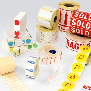 Self-Adhesive Labels | Sticky Labels | Price Stickers