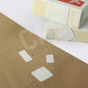White Self-Adhesive Labels | Blank Labels