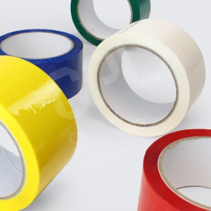 Coloured Polypropylene Low Noise Tape