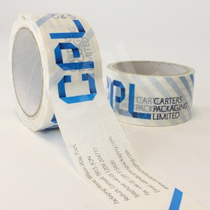 Bespoke - Custom Printed Tape