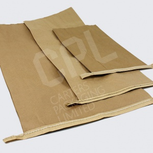 Strong Brown Paper Sacks for Potatoes, Fruit and Veg