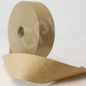 Gummed Paper Tape (Water Activated)