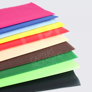 Colourful Tissue Paper