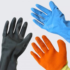 Gloves | Rubber & Disposable Hand Protection