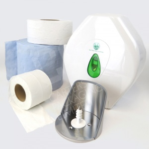 Toiletries, Tissue Paper, Centrefeed and Dispensers