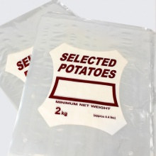 Potato Bags | Pre-Printed Plastic Sacks