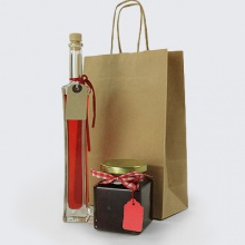 Twist Handle Paper Carrier Bags