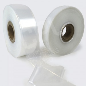 120g Clear Polythene Lay Flat Tubing