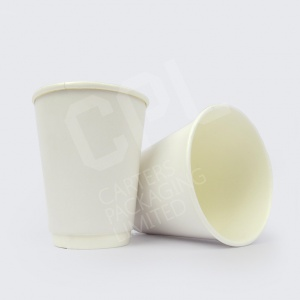 Biodegradable Cups | Strong DW Takeaway Cups for Hot Drinks