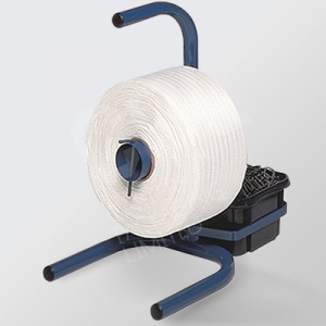 Woven Polyester Strapping Dispensers / Trolley