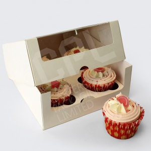 Cupcakes Packaging | Cupcake Cases, Boxes & Containers
