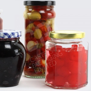 Jars by Size