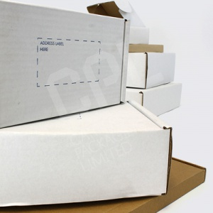 Cardboard Postal Shipping Boxes and Secure Cartons