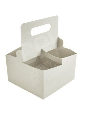 Shallow Polystyrene Food Tray (JS4)