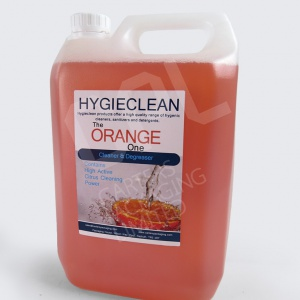 Hygieclean - The Orange One (Biodegradable - 5L)