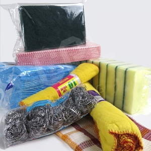 Sponges, Cloths and Wipes