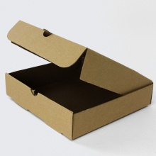 Pizza Boxes: Plain White, Plain Brown and Printed