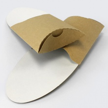 Kraft Tortilla Wrap | Single Cardboard Wrap