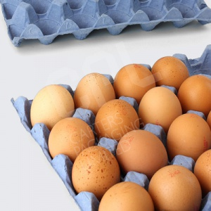 Large Cardboard Egg Trays (30 Eggs)