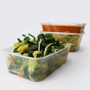 Microwave Containers | Takeaway Plastic Tubs