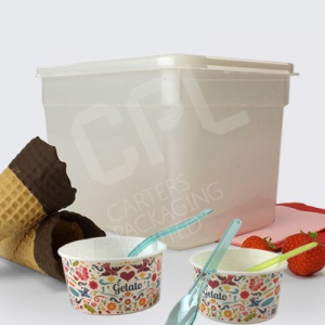 Ice Cream Tubs | Freezer Tub