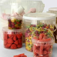 Food Storage Containers | Tamper Evident Tubs