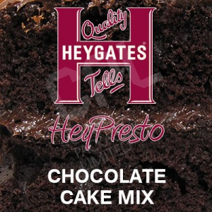 "Heygates ""HeyPresto"" Chocolate Cake Mix (10KG)"