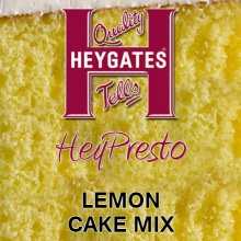 "Heygates ""HeyPresto"" Lemon Cake Mix (10kg)"