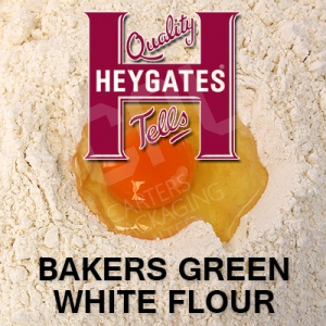 Heygates - White 12% Bakers Green Flour (16kg)
