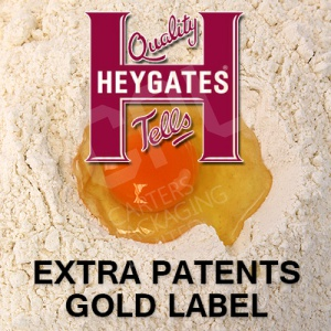 Heygates - Extra Patents Gold Label White Flour (16kg)