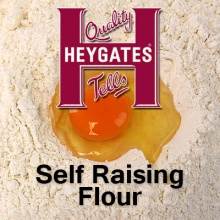 Heygates - Self Raising Flour (16kg)