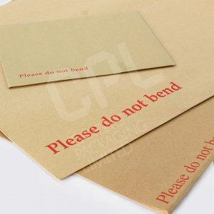 Manilla Boardbacked Envelopes