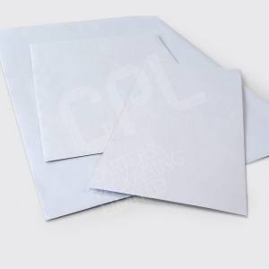 White Paper Envelopes | C4, C5, C6