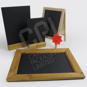 Chalkboards | Blackboard Display Stands | Wall Mounts
