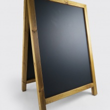 Chalkboards | A-Frame Standing Display Board